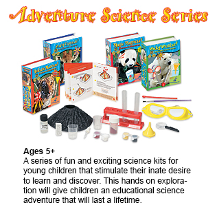 Click for  Adventure Science Series