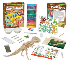 Back in Time with the Dinosaurs